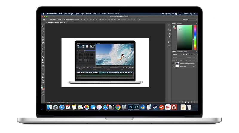 สเปคคอมขั้นต่ำสำหรับติดตั้งโปรแกรม Photoshop CC